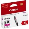 Cartus original Canon CLI-581XL M Magenta XL ink Cartridge TS6150 TS8150 TS9150 TR7550 TR8550 2050C001AA