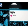 Cartus original HP 727 130-ml Magenta Ink B3P20A