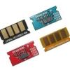 Chip Samsung CLP-600 650 BK 7k CLP-K600A