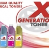 Toner refill same as OEM X-Generation® Black toner for use in Brother TN 330 TN 360 TN 2120 TN 2150 1kg (MPT-BR360