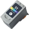 Cartus Canon CL51 compatibil color