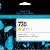 Cartus original HP 730 300-ml Yellow Ink DesignJet T1700 P2V70A