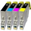 Cartus Epson TO554 (T0554) compatibil yellow
