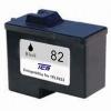 Cartus Lexmark 82 18L0032 compatibil negru