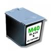 Cartus Samsung M40 compatibil negru